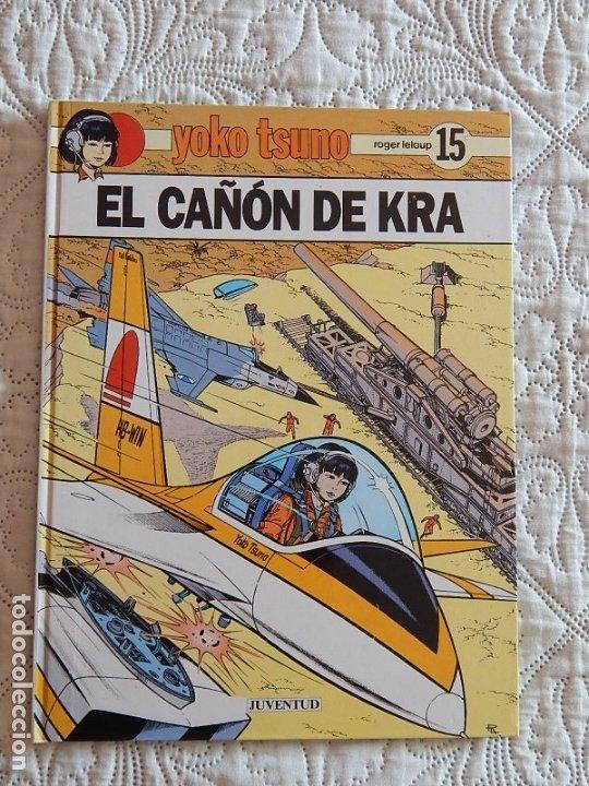 YOKO TSUNO - EL CAÑON DE KRA- N. 15 (Tebeos y Comics - Juventud - Yoko Tsuno)