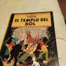 Cómics: LAS AVENTURAS DE TINTIN (EL TEMPLO DEL SOL). Lote 174419824