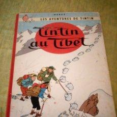 Cómics: LES AVENTURES DE TINTIN. CASTERMAN. 1960. TINTIN AU TIBET. . Lote 174468000