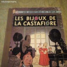 Cómics: LES AVENTURES DE TINTIN. CASTERMAN. 1963. LES BIJOUX DE LA CASTAFIORE. Lote 174470817