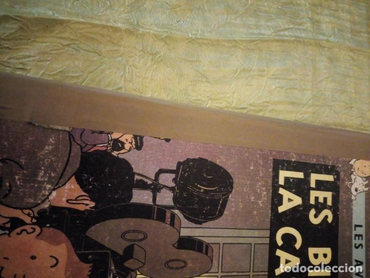 Cómics: LES AVENTURES DE TINTIN. CASTERMAN. 1963. LES BIJOUX DE LA CASTAFIORE - Foto 2 - 174470817