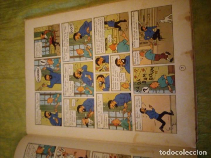 Cómics: LES AVENTURES DE TINTIN. CASTERMAN. 1963. LES BIJOUX DE LA CASTAFIORE - Foto 7 - 174470817