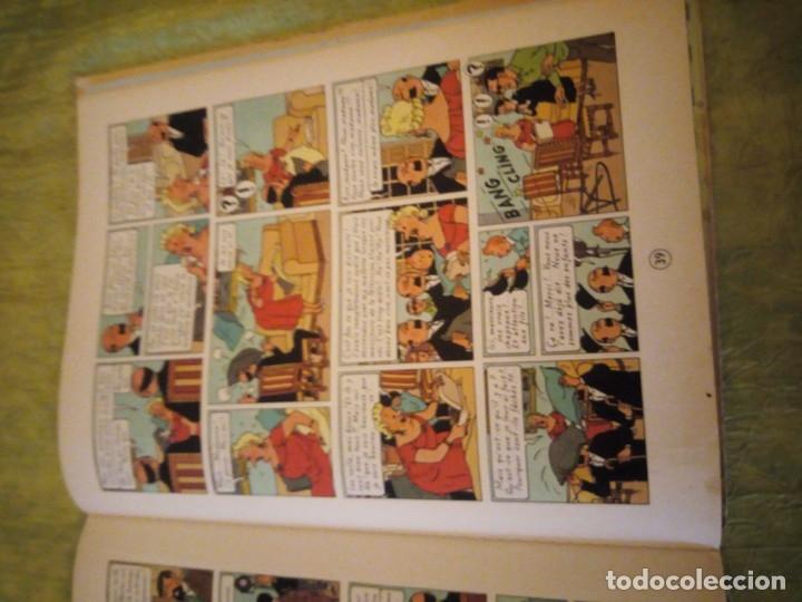 Cómics: LES AVENTURES DE TINTIN. CASTERMAN. 1963. LES BIJOUX DE LA CASTAFIORE - Foto 8 - 174470817