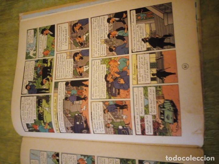 Cómics: LES AVENTURES DE TINTIN. CASTERMAN. 1963. LES BIJOUX DE LA CASTAFIORE - Foto 9 - 174470817