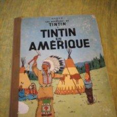 Cómics: TINTIN EN AMERIQUE 1947 HERGE CASTERMAN.. Lote 174470997
