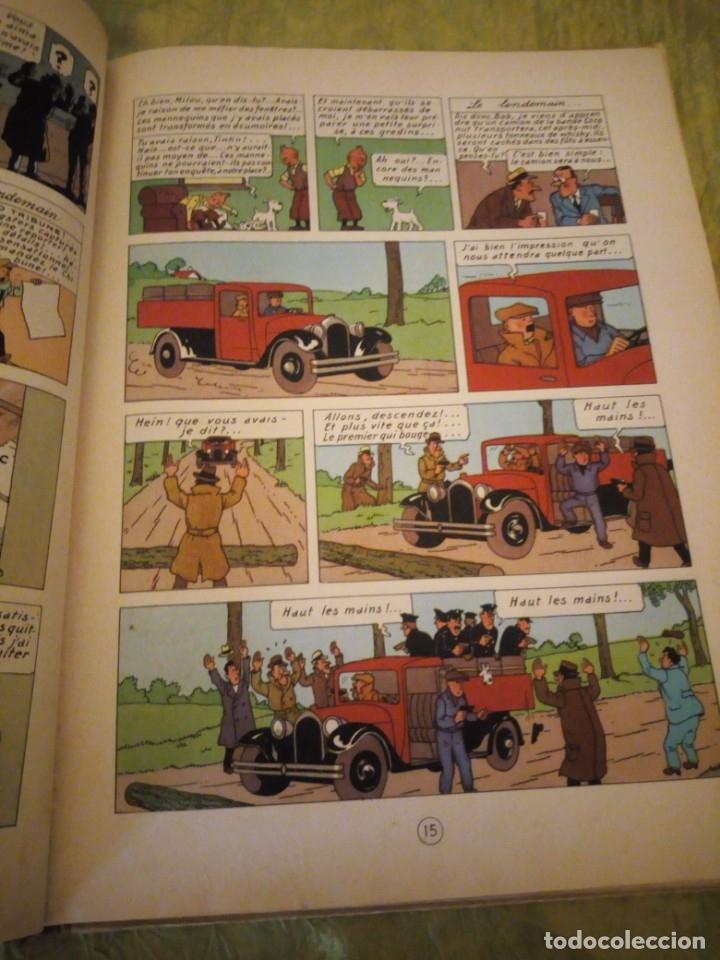 Cómics: tintin en amerique 1947 herge casterman. - Foto 8 - 174470997