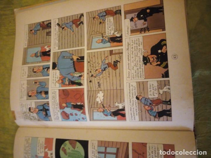 Cómics: tintin en amerique 1947 herge casterman. - Foto 10 - 174470997