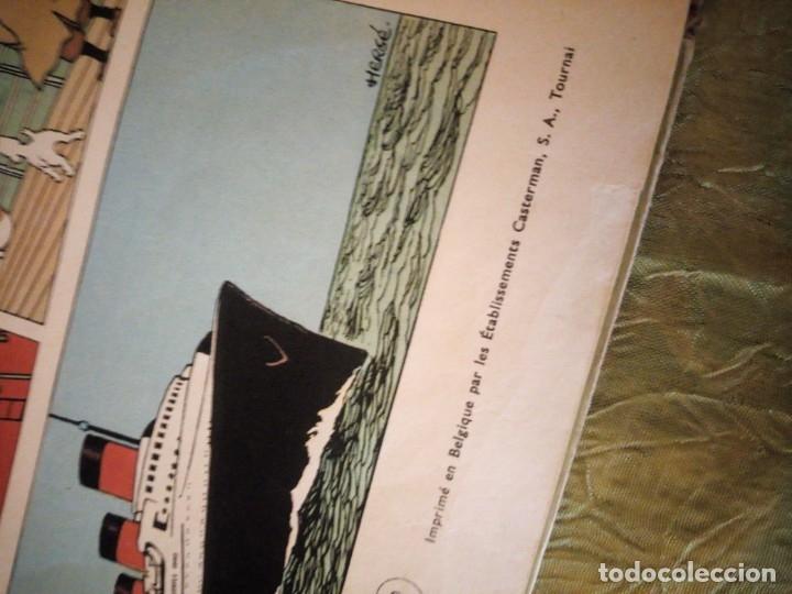 Cómics: tintin en amerique 1947 herge casterman. - Foto 11 - 174470997