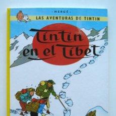 Cómics: TINTÍN EN EL TIBET. HERGÉ. TAPA DURA. NUEVO. ED. JUVENTUD. Lote 174508764