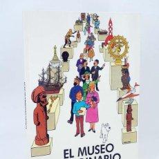 Fumetti: EL MUSEO IMAGINARIO DE TINTÍN (HERGÉ) JUVENTUD, 1996. OFRT ANTES 11,9E. Lote 242758400