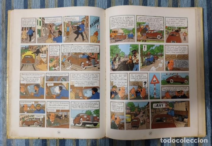 Cómics: LAS AVENTURAS DE TINTIN EL ASUNTO TORNASOL (SEGUNDA EDICION) - HERGE (JUVENTUD 1965) - Foto 3 - 175269464