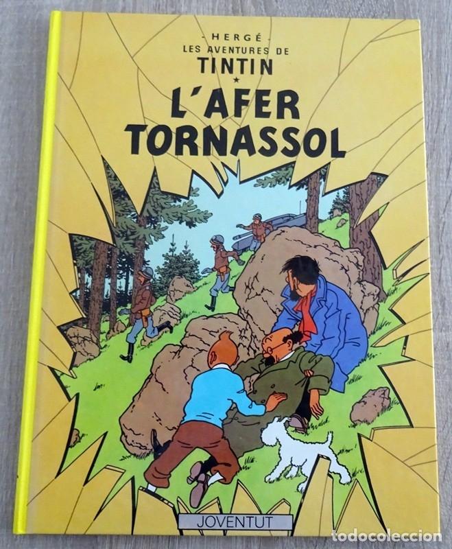 LES AVENTURES DE TINTÍN L´AFER TORNASSOL HERGÉ (Tebeos y Comics - Juventud - Tintín)