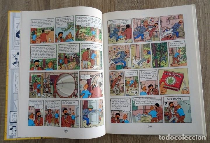 Cómics: LES AVENTURES DE TINTÍN L´AFER TORNASSOL HERGÉ - Foto 3 - 175622732
