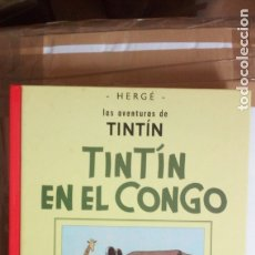 Cómics: TINTIN B/N (CASTERMAN / PANINI ). TINTIN EN EL CONGO. !! EDICION PROHIBIDA !!. COLECCION PUBLICADA. Lote 220659166