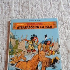 Cómics: YAKARI - ATRAPADOS EN LA ISLA N. 9. Lote 176252675