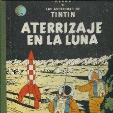 Cómics: TINTIN: ATERRIZAJE EN LA LUNA, 1967, JUVENTUD, BUEN ESTADO. Lote 176799030