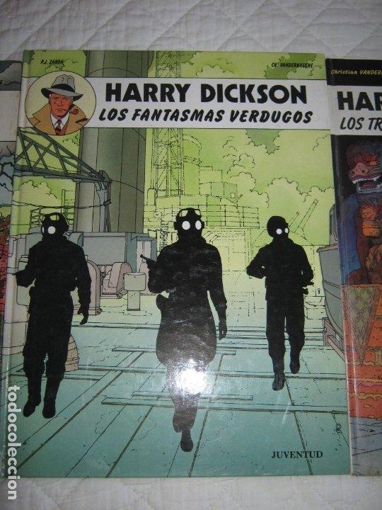 HARRY DICKSON - LOS FANTASMAS VERDUGOS N. 2 (Tebeos y Comics - Juventud - Otros)