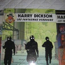 Cómics: HARRY DICKSON - LOS FANTASMAS VERDUGOS N. 2. Lote 194871647