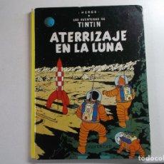 Cómics: TINTIN, ATERRIZAJE EN LA LUNA 11ª UNDÉCIMA EDICIÓN1986,EDITORIAL JUVENTUD-BARCELONA. Lote 177045065