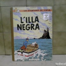 Cómics: TINTIN PRIMERA EDICIÓ CATALÁ 1966. Lote 177510403
