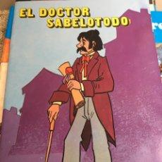 Cómics: EL DOCTOR SABELOTODO. Lote 177710339