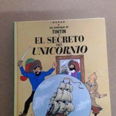Cómics: TINTIN,EL SECRETO DEL UNICORNIO,CASTERMAN 2001. Lote 178805392