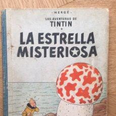 Cómics: TINTÍN - LA ESTRELLA MISTERIOSA. PRIMERA EDICIÓN. Lote 178823560