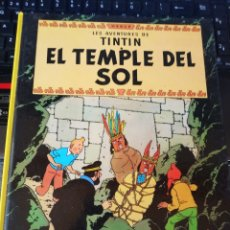 Cómics: EL TEMPLE DEL SOL (EN CATALÁN). Lote 179376393