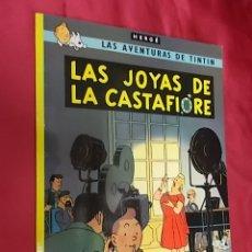 Cómics: TINTÍN LAS JOYAS DE LA CASTAFIORE . JUVENTUD . 1997. DECIMOSEPTIMA EDICION. Lote 179557231