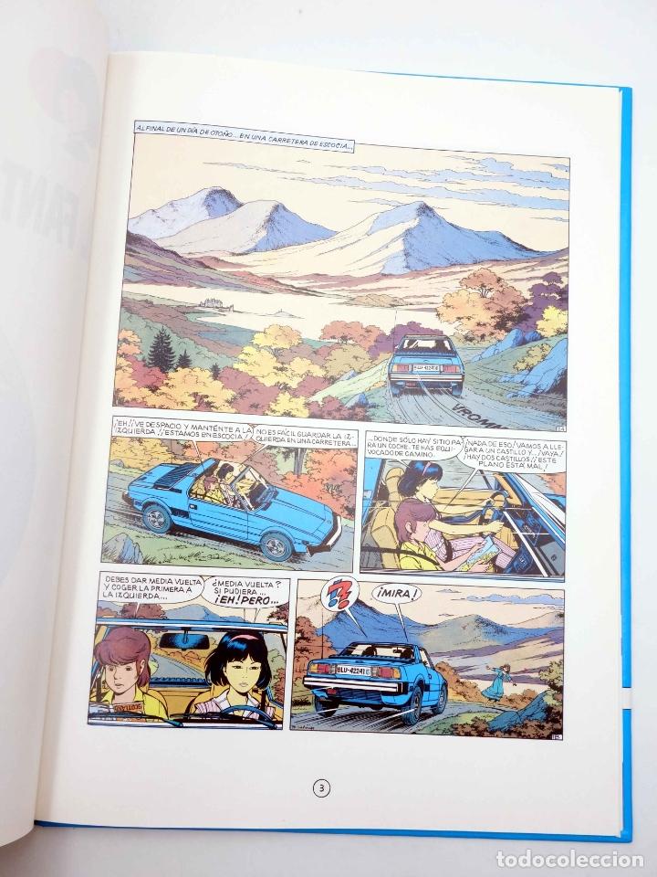 Cómics: YOKO TSUNO 12. EL FANTASMA DE LADY MARY (Roger Leloup) Juventud, 1990 - Foto 4 - 198971102