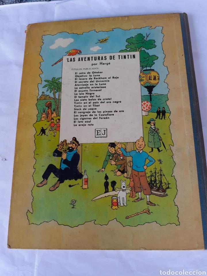 Cómics: TINTIN EL CANGREJO DE LAS PINZAS DE ORO 1968 - Foto 2 - 180095687