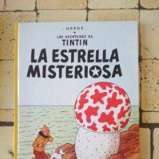 Cómics: TINTÍN- LA ESTRELLA MISTERIOSS - HERGÉ. Lote 180099283