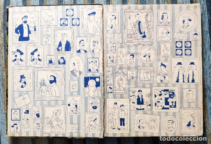 Cómics: TINTIN ATERRIZAJE EN LA LUNA (PRIMERA EDICION) - HERGE (JUVENTUD 1959) - Foto 4 - 180183807