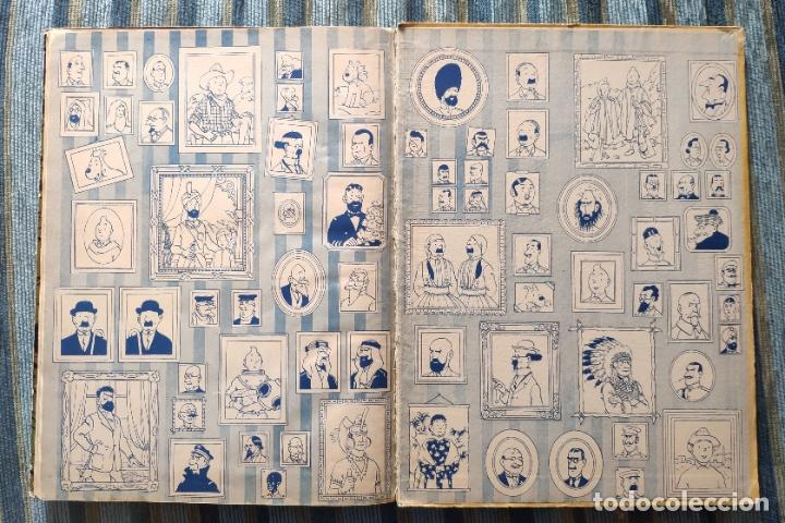Cómics: TINTIN ATERRIZAJE EN LA LUNA (PRIMERA EDICION) - HERGE (JUVENTUD 1959) - Foto 5 - 180183807