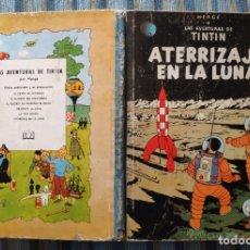 Cómics: TINTIN ATERRIZAJE EN LA LUNA (PRIMERA EDICION) - HERGE (JUVENTUD 1959). Lote 180183807