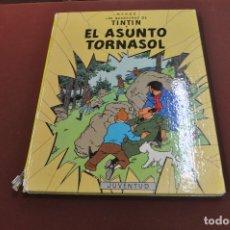 Cómics: LAS AVENTURAS DE TINTIN , EL ASUNTO TORNASOL - HERGÉ - JUVENTUD - 1979 - COB. Lote 180838722