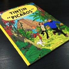 Comics : DE KIOSCO TINTIN LOS PICAROS HERGE JUVENTUD. Lote 181323885