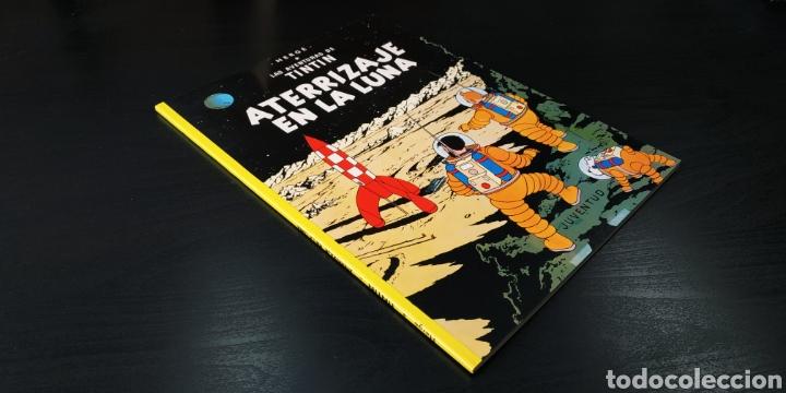DE KIOSCO TINTIN ATERRIZAJE EN LA LUNA HERGE JUVENTUD (Tebeos y Comics - Juventud - Tintín)