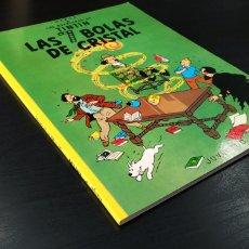 Cómics: DE KIOSCO TINTIN LAS 7 BOLAS DE CRISTAL HERGE JUVENTUD. Lote 181325350