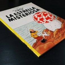 Comics : DE KIOSCO TINTIN LA ESTRELLA MISTERIOSA HERGE JUVENTUD. Lote 181325797