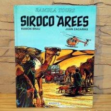 Cómics: SIROCCO AREES - JOVENTUT / JUVENTUD - RAMBLA TOURS - 1º EDICION CATALA - 1993. Lote 181586206
