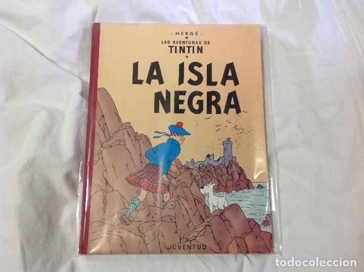 LA ISLA NEGRA EDICION ESPECIAL 1986. (Tebeos y Comics - Juventud - Tintín)