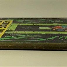 Cómics: LAS AVENTURAS DE TINTÍN. VUELO 714 PARA SIDNEY. LOMO VERDE. HERGÉ. 1969.. Lote 181697120