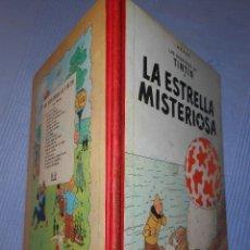 Cómics: LA ESTRELLA MISTERIOSA 2ª EDICION 1964 LOMO DE TELA. Lote 181724006