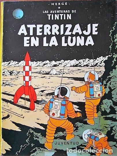 3 COMIC TINTIN EDICIÓN 1976 - TINTIN EN EL CONGO - ATERRIZAJE EN LA LUNA - EN EL PAÍS DEL ORO NEGRO (Tebeos y Comics - Juventud - Tintín)