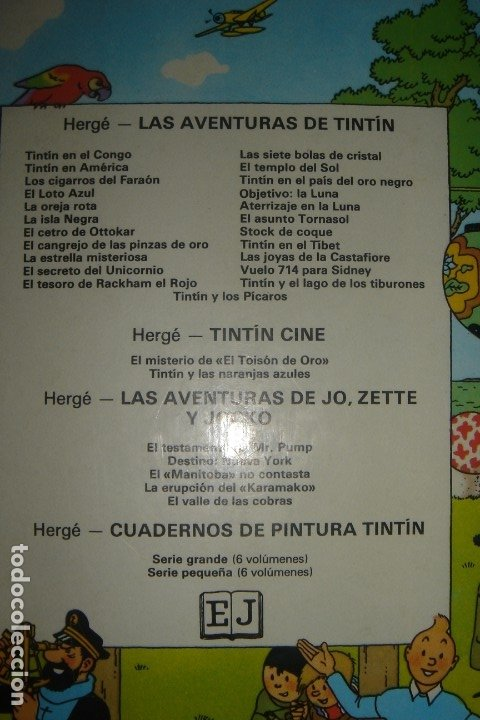 Cómics: TINTÍN, El secreto del Unicornio. ESPLÉNDIDO ESTADO - Foto 3 - 27525804