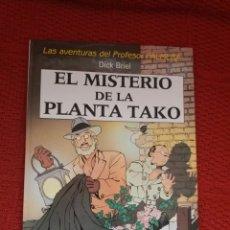Cómics: EL MISTERIO DE LA PLANTA TAKO -LAS AVENTURAS DEL PROFESOR PALMERA-. Lote 182259751