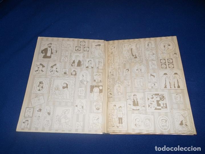 Cómics: Tintín y las naranjas azules Juventud primera edición Herge 1970 MUY BUE ESTADO - Foto 2 - 182277590