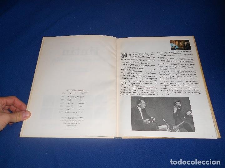Cómics: Tintín y las naranjas azules Juventud primera edición Herge 1970 MUY BUE ESTADO - Foto 4 - 182277590