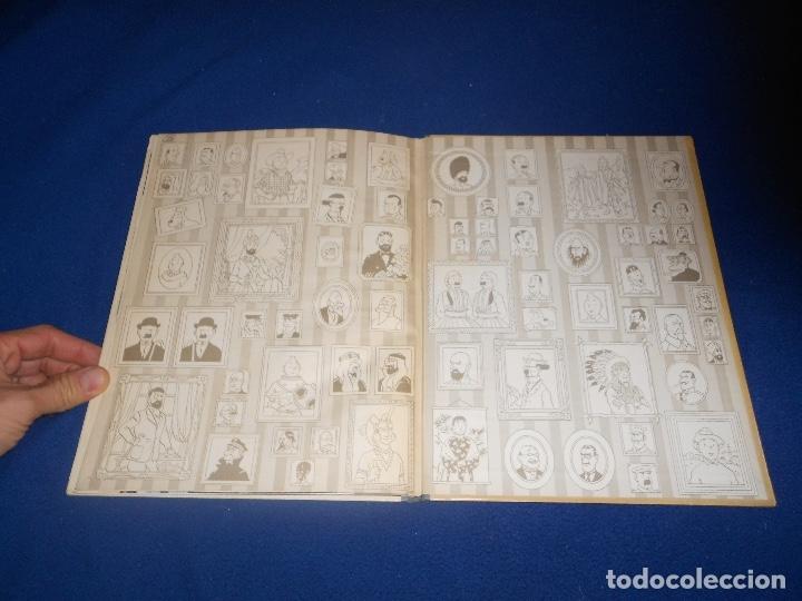 Cómics: Tintín y las naranjas azules Juventud primera edición Herge 1970 MUY BUE ESTADO - Foto 9 - 182277590